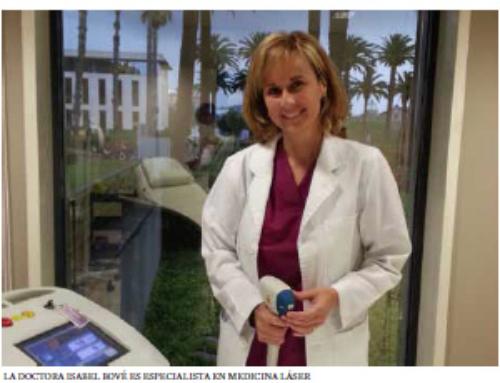La Dra Bove en La Vanguardia