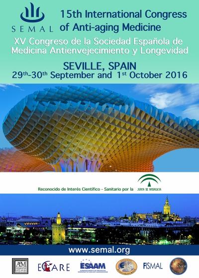 Congreso sociedad medicina antienvejecimiento
