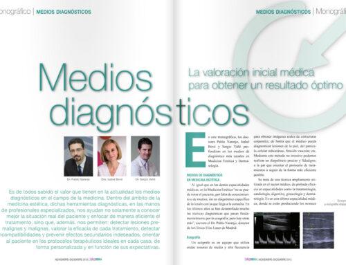 La Dra. Bové habla en la revista Belleza Médica