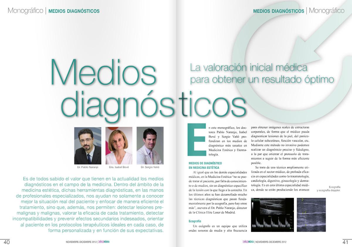 revista belleza médica