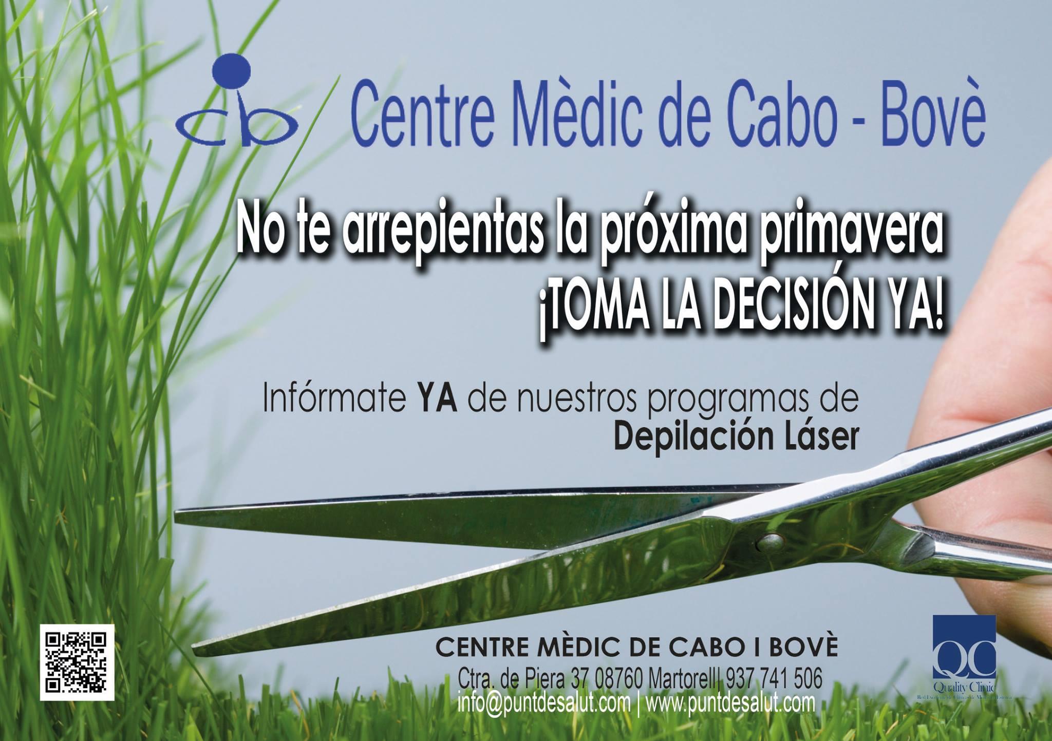 Centro médico de Cabo - Bove