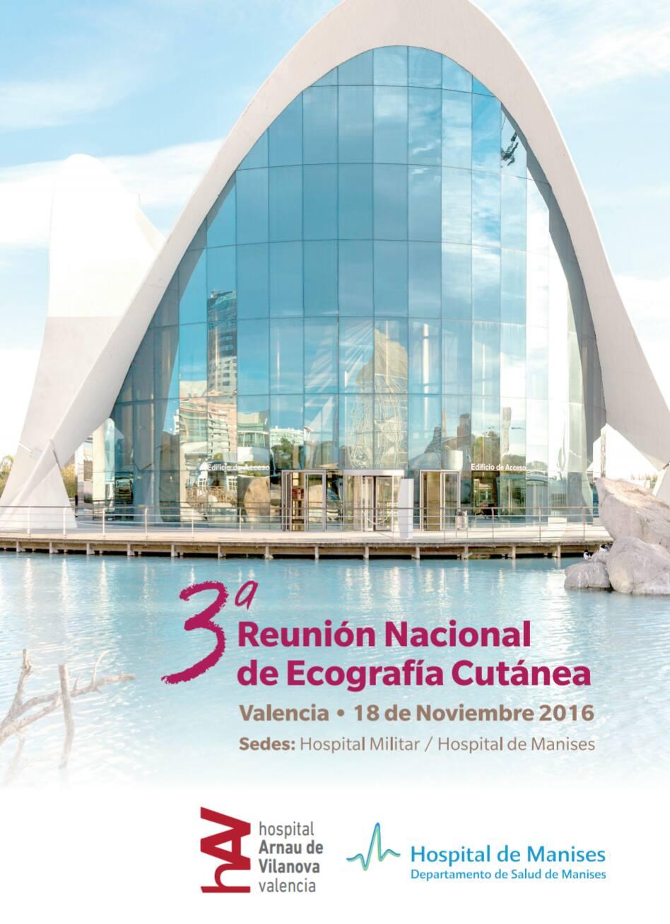 3ª Reunión Nacional de Ecografía Cutánea con decabobove.com