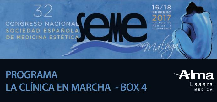 32 congreso nacional de Sociedad Española de Medicina Estética