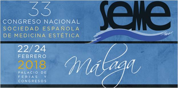 33 Congreso Nacional de la Sociedad Española de Medicina Estética