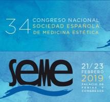34 Congreso Nacional de la Sociedad Española de Medicina Estética